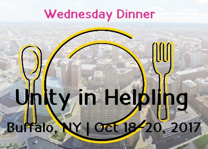 Wednesday Dinner Add On - 2017 Crisis Center Conference